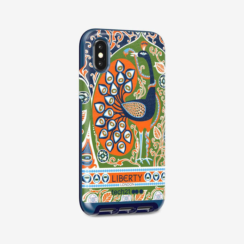 Tech21 Evo Luxe Liberty Francis for iPhone Xs