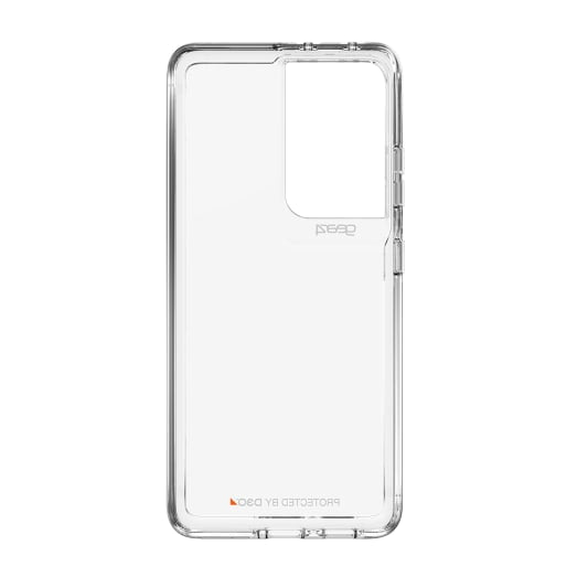 Gear4 D3O Crystal Palace Case For Samsung Galaxy S21 Ultra 5G - Clear