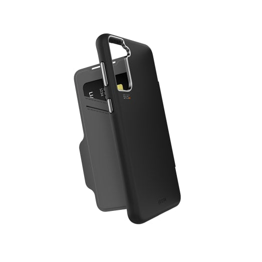EFM Monaco Case Armour with D3O Signal Plus For Samsung Galaxy S21 5G - Black/Space Grey