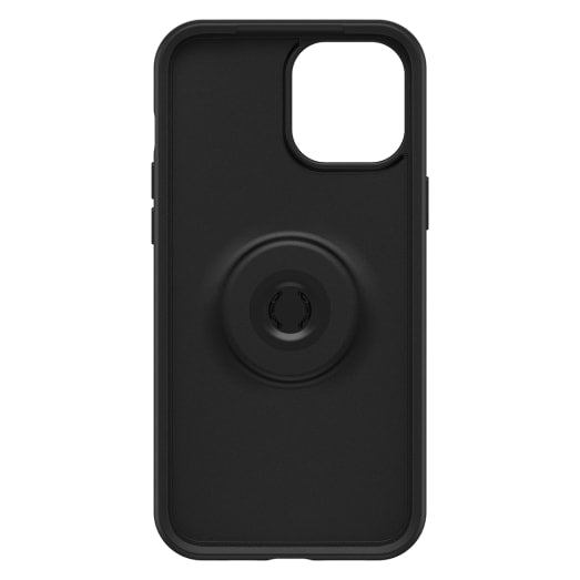 "OtterBox Otter+Pop Symmetry Series Case For iPhone 12 Pro Max 6.7"" Black"
