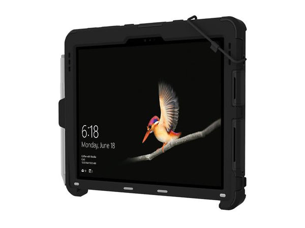 Griffin Survivor Slim for Surface Go - Black