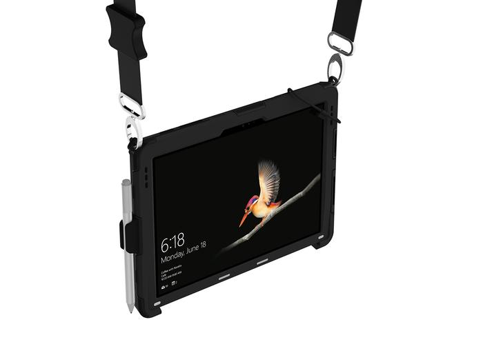 Griffin Survivor Slim for Surface Go with Shlder Strap