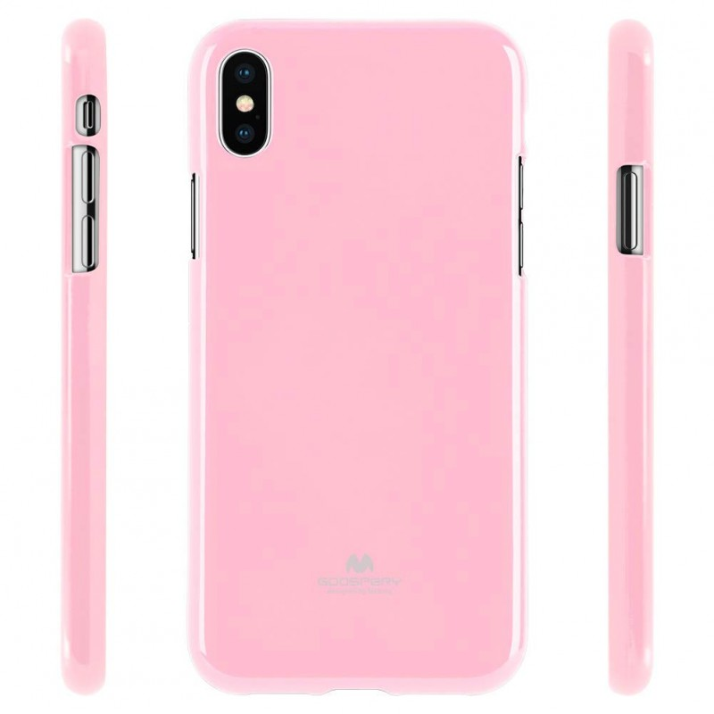 Goospery Mercury Pearl Jelly for iPhone XR