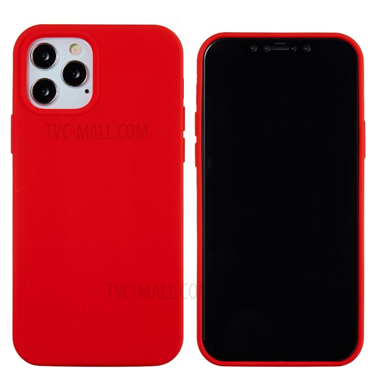 Liquid Silicone Case for iPhone 12 Pro Max