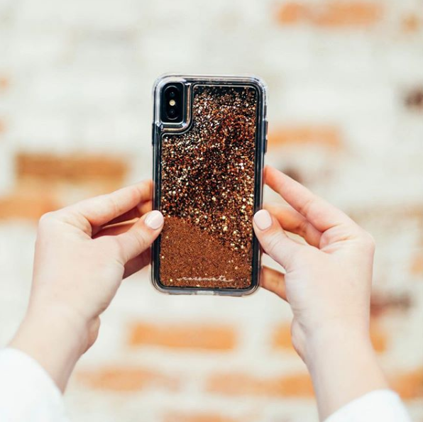Case-Mate Waterfall Street Case For iPhone X/Xs