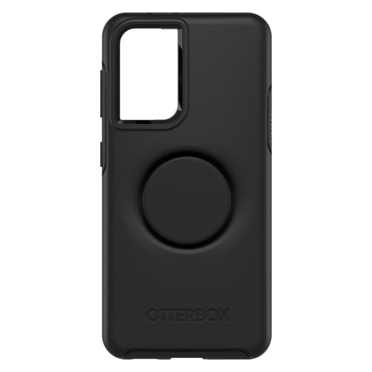 Otterbox Otter + Pop Symmetry Case For Samsung Galaxy S21+ 5G - Black
