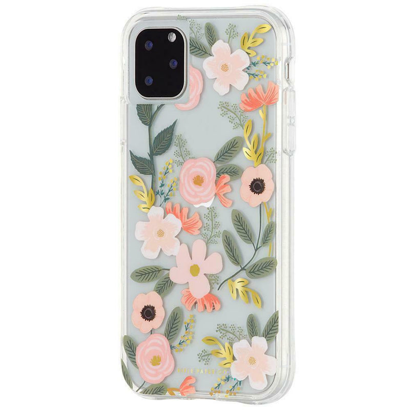 Case-Mate Rifle Paper Case For iPhone XR|11