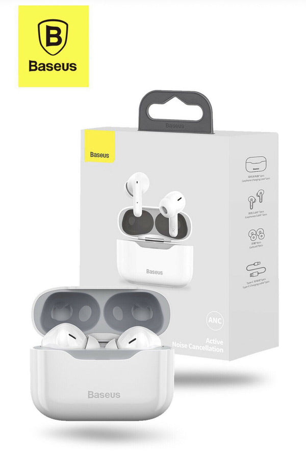 Baseus Active Noise Cancellation True Wireless Earphones SIMU S1