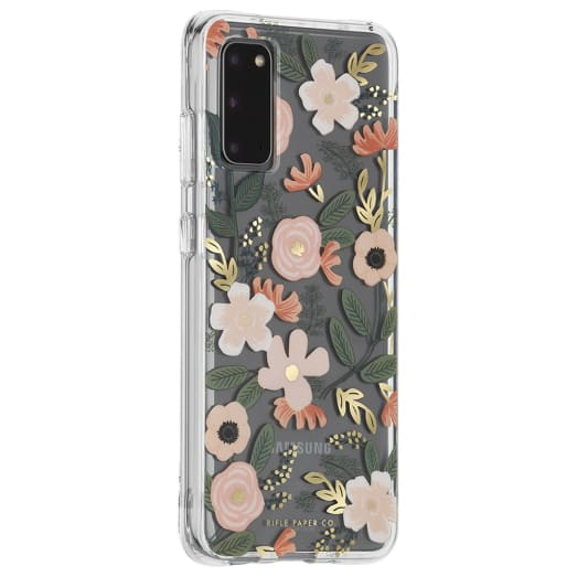 Case-Mate Rifle Paper Case For Samsung Galaxy S20+