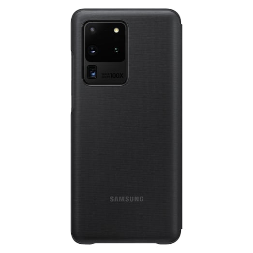 Genuine Samsung Clear View Cover For Samsung Galaxy S20 Ultra