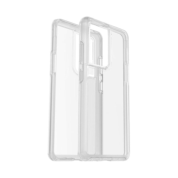 Clear Acrylic Shockproof Case Cover for Samsung Galaxy S21