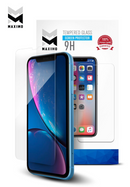 Maximo Clear Tempered Glass for iPhone Xr/11