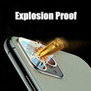 Camera glass screen protector case friendly for iPhone 12 Pro Max 6.7 inch