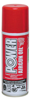 Power Air Gun Oil 200ml Aerosol Can