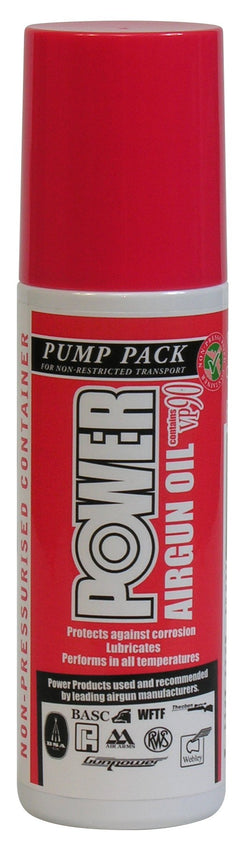 Power Air Gun oil 175ml Pump Spray