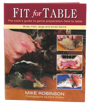 Fit for Table by Mike Robinson