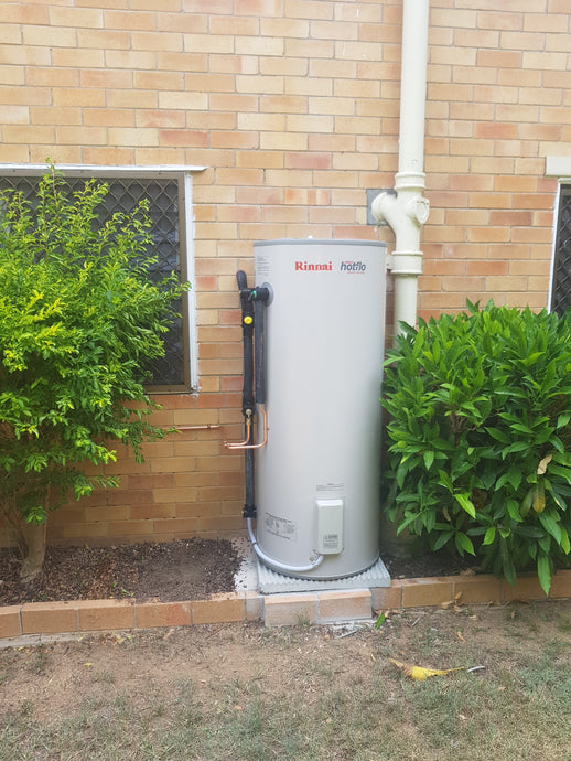 All You Need To Know About The New And Vastly Improved Rinnai 250L Electric Hot Water System.