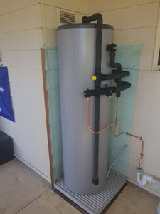 Rheem 160L Stellar Stainless Steel Electric Water Heater