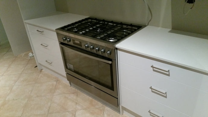 Stove Installation - Replacement Only
