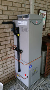Vulcan 4-Star 135L Gas Storage Supplied & Installed