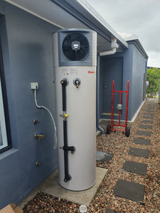 Stiebel Eltron WWK222H (SMART ELEMENT) 220L Heat Pump Supplied & Installed