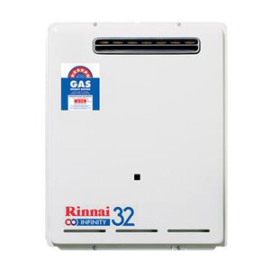 Rinnai Infinity 32 (REU-VRM3237WG)  Supplied & Installed