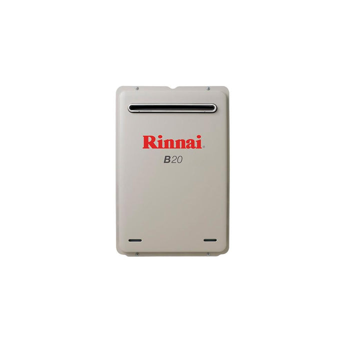 Rinnai B20 Continuous Flow Gas Water Heater