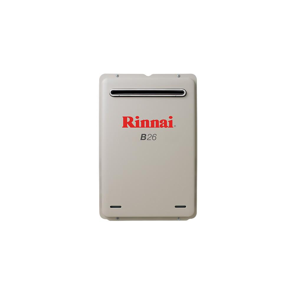 Rinnai B26 Continuous Flow Gas Water Heater