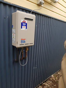 Rinnai B26 (REU-A2626WB Supplied & Installed