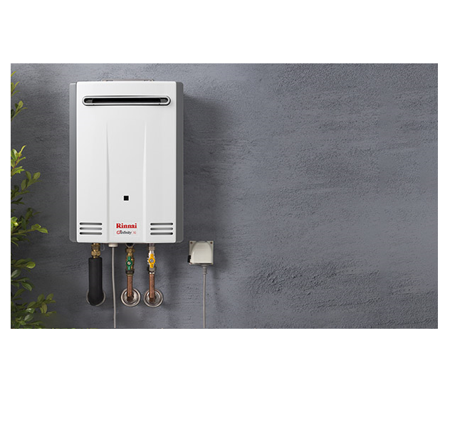 Rinnai Infinity 12 Continuous Flow Gas Water Heater