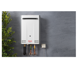 Rinnai Infinity 20 Continuous Flow Gas Water Heater