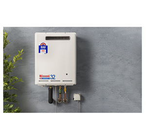 Rinnai Infinity 32 Continuous Flow Gas Water Heater