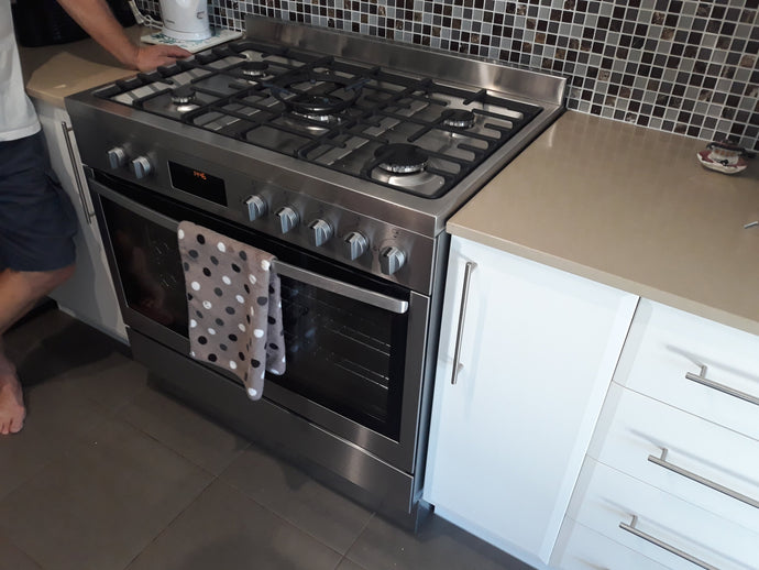 Oven Installation - Replacement Only