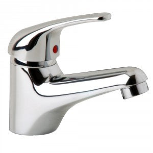 Raymor Banjo Brass Cartridge Basin Mixer