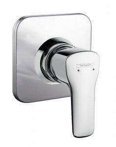 hansgrohe MySport® Shower Mixer with Small Plate
