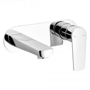 Raymor Alpha InWall Basin Mixer