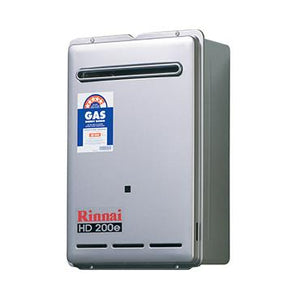 Rinnai HD200E Continuous Flow Gas Water Heater