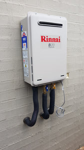 Rinnai B20 (REU-A2024WB) Supplied & Installed