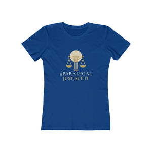 #Paralegal Women's Tee