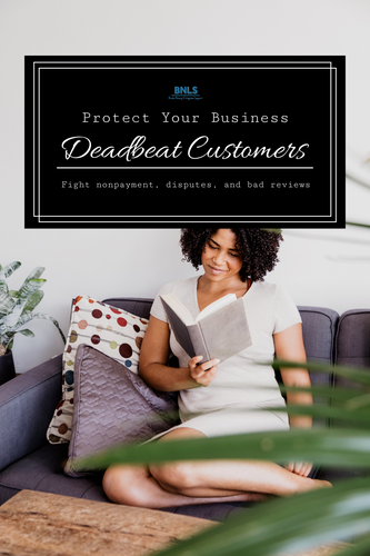 GUIDE: Protect Your Business from Deadbeat Clients