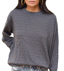 Yves Saint Laurent Spellout Sweater