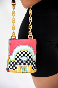 Gianni Versace South Beach Bucket Bag