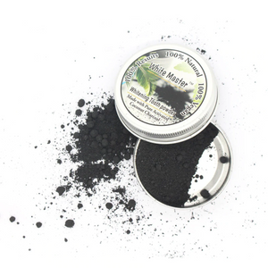 Natural Vegan Teeth Whitening Activated Charcoal