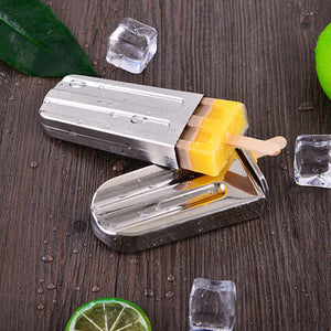 Stainless Steel Popsicle Molds