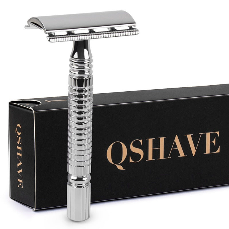 Double Edge Stainless Steel Safety Razor