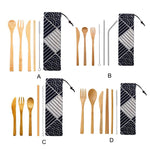 6Pcs/set Japanese Cutlery Set