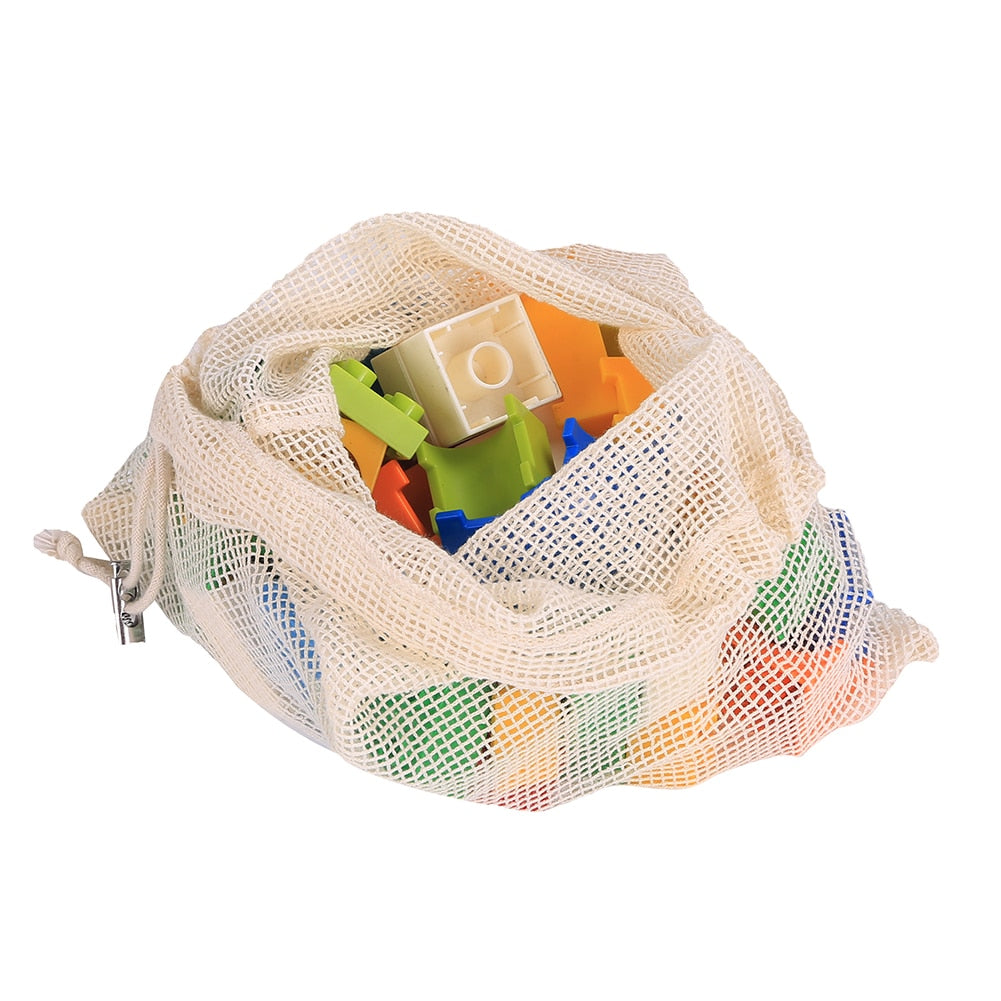Reusable Mesh Bags