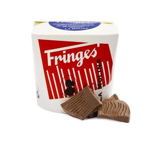 """FRINGES"" CHOCOLATES WITH SALT AND SPICES TAKE AWAY BOX"