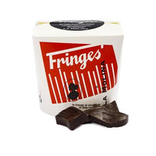 "Load image into Gallery viewer, ""FRINGES"" CHOCOLATES WITH SALT AND SPICES TAKE AWAY BOX"