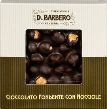 "Load image into Gallery viewer, ""NOCCIOLATO"" CHOCOLATE BAR WITH WHOLE PIEDMONT HAZELNUTS"